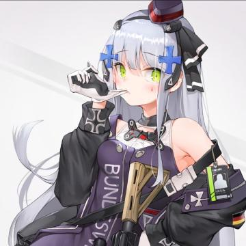 WARTA&HK416